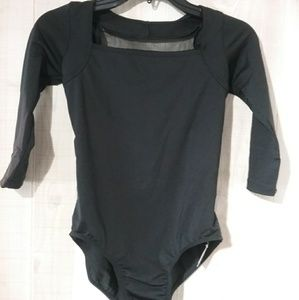 Natalie Dancewear 3/4 sleeve leo.